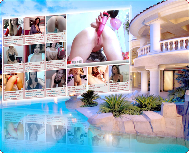 Play OMBVIBE to Make Pussy Wet Now LIVE on Cams at WETVIBE.com